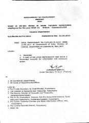 Bonus_2011 Govt of Puducherry's Order