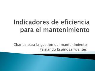 INDICADORES DE EFICIENCIA PARA MANTENIMIENTO.pdf