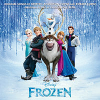 Frozen. Kristen Bell - Do You Want To Build A Snowman.mp3