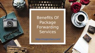 Benefits Of Package Forwarding Services.pptx