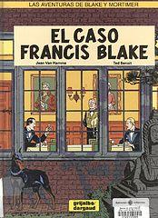 Blake y Mortimer 13 - El Caso Francis Blake.cbr