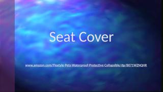 Seat Cover.pptx