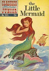 Classics Illustrated Junior #525 The Little Mermaid.cbr